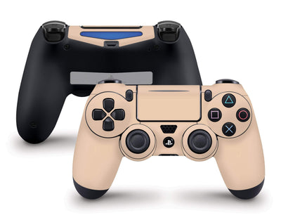 Sticky Bunny Shop PS4 Controller Coffee Creme Creme Collection PS4 Controller Skin | Choose Your Color