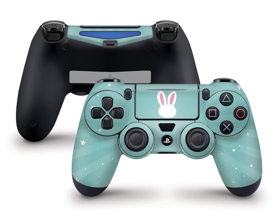 Sticky Bunny Shop PS4 Controller Cute Bunny PS4 Controller Skin