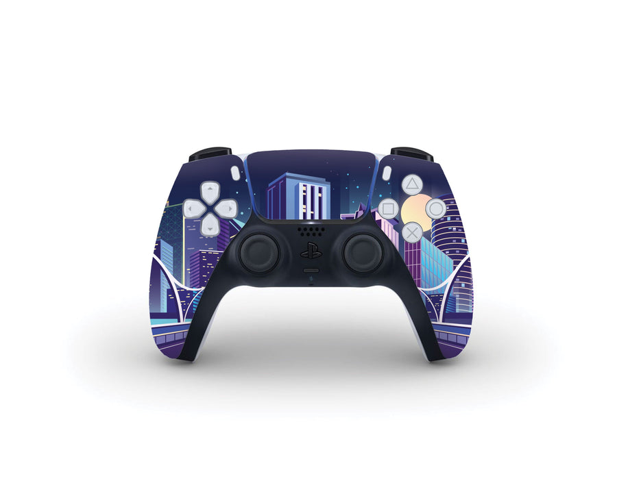 Sticky Bunny Shop PS5 Controller Citywave PS5 Controller Skin