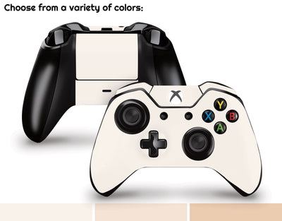 Sticky Bunny Shop Xbox Controller Creme Collection Xbox Controller Skin | Choose Your Color