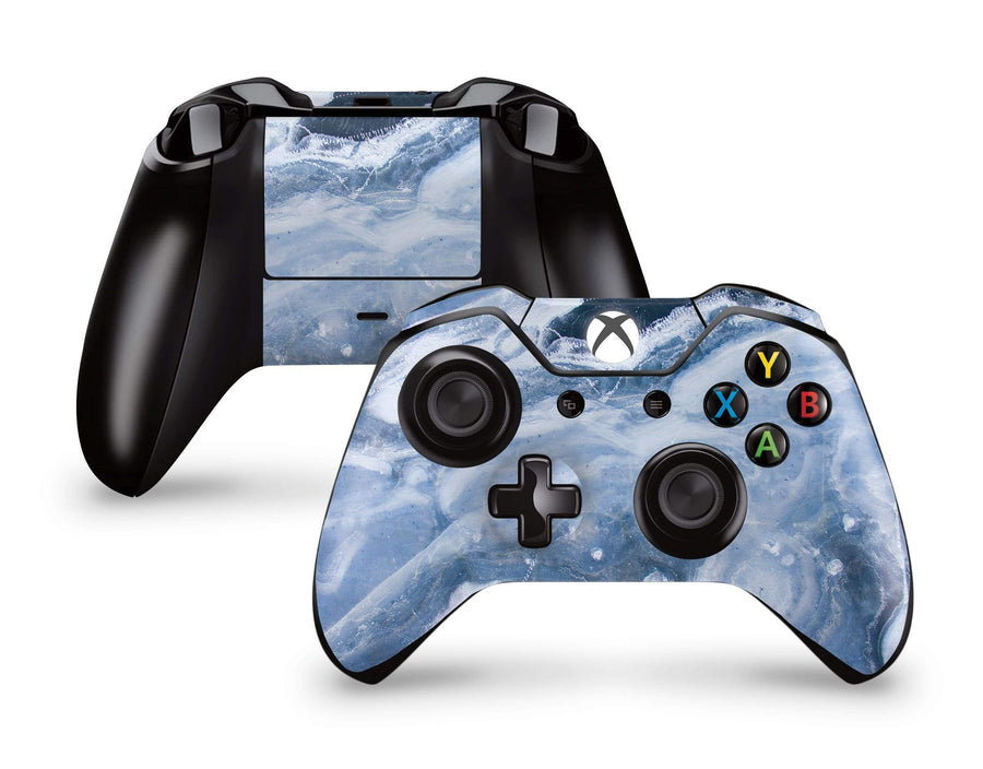 Blue Marble Xbox Controller Skin