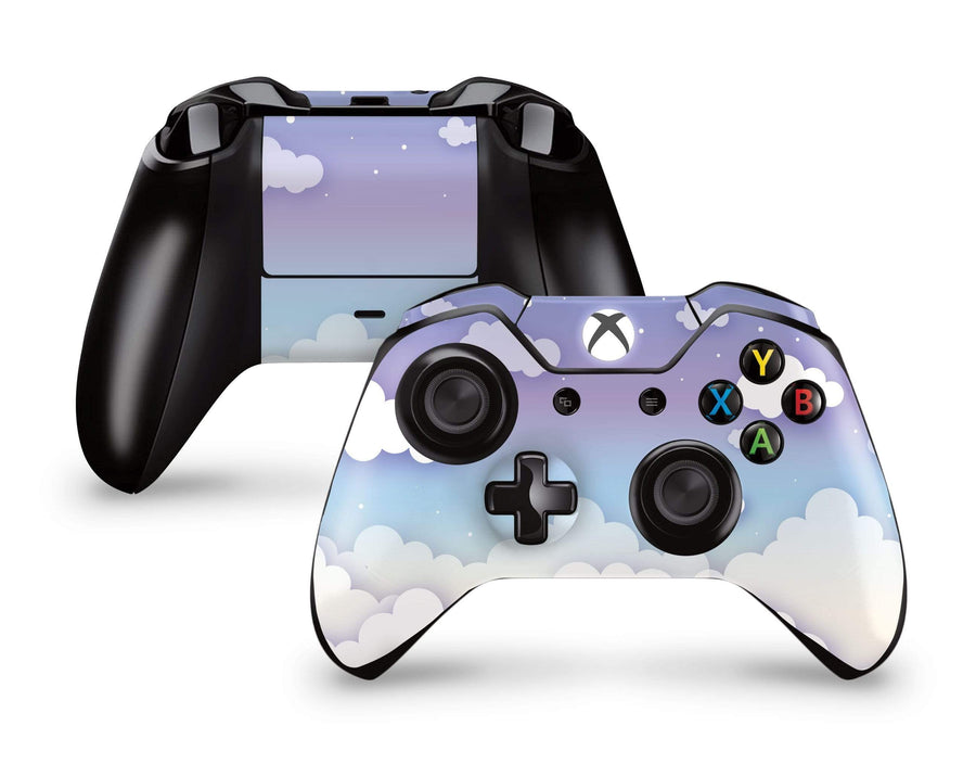 Sticky Bunny Shop Xbox Controller Xbox One Sky In The Clouds Xbox Controller Skin