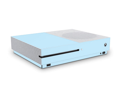 Sticky Bunny Shop Xbox One S Baby Blue Cute Solid Pastel Xbox One S Skin | Choose Your Color