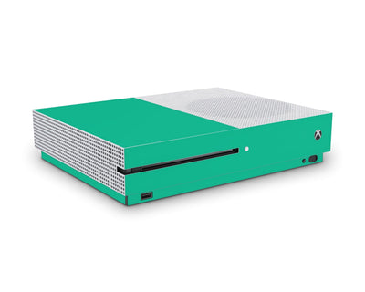 Sticky Bunny Shop Xbox One S Evergreen Classic Solid Color Xbox One S Skin | Choose Your Color