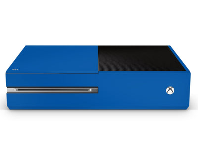 Sticky Bunny Shop Xbox One Xbox One / Blue Classic Solid Color Xbox One Skin | Choose Your Color