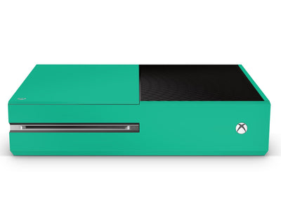 Sticky Bunny Shop Xbox One Xbox One / Evergreen Classic Solid Color Xbox One Skin | Choose Your Color