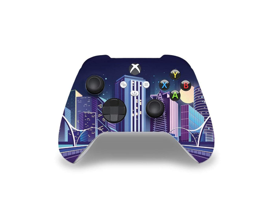 Sticky Bunny Shop Xbox Series Controller Citywave Xbox Series Controller Skin