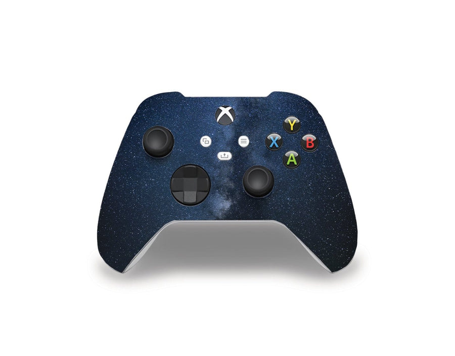 Sticky Bunny Shop Xbox Series Controller Milky Way Galaxy Xbox Series Controller Skin