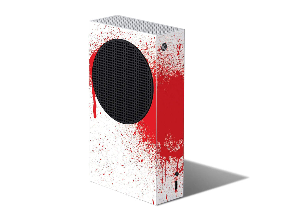 Sticky Bunny Shop Xbox Series S Blood Spatter Xbox Series S Skin