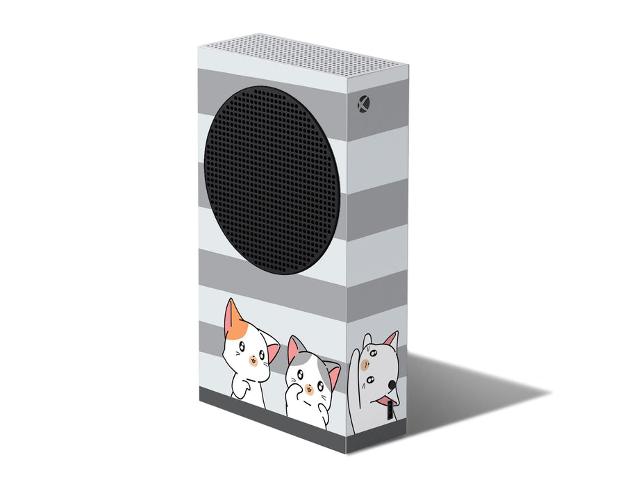 Sticky Bunny Shop Xbox Series S Cute Kittens Xbox Series S Skin