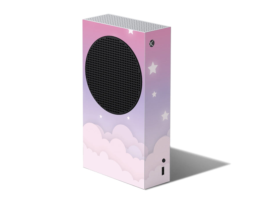 Sticky Bunny Shop Xbox Series S Cute Lunar Sky Xbox Series S Skin