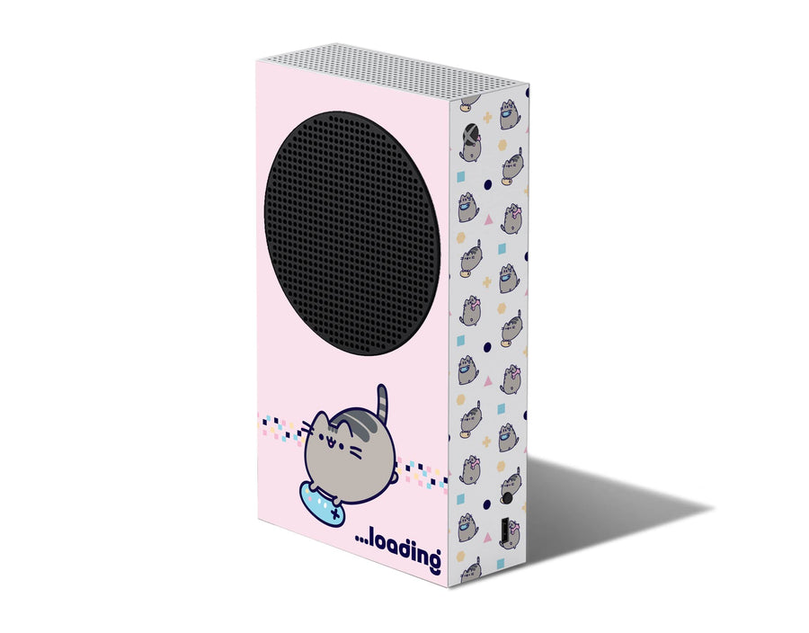 Sticky Bunny Shop Xbox Series S Gaming Pusheen Xbox Series S Skin