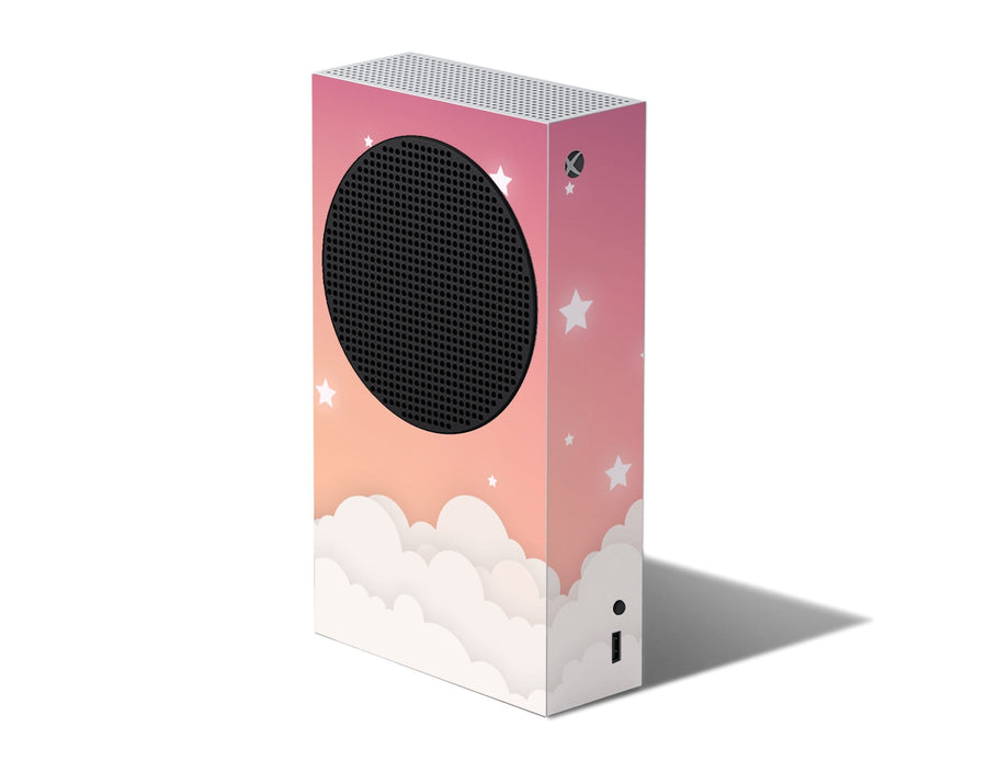 Sticky Bunny Shop Xbox Series S Warm Lunar Sky Xbox Series S Skin