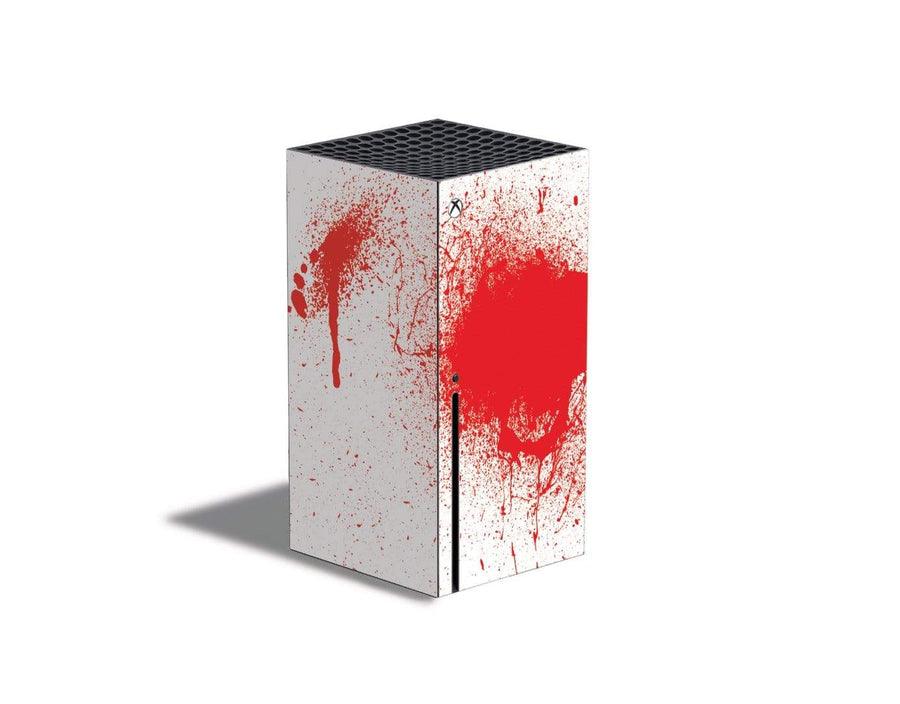 Sticky Bunny Shop Xbox Series X Blood Spatter Xbox Series X Skin
