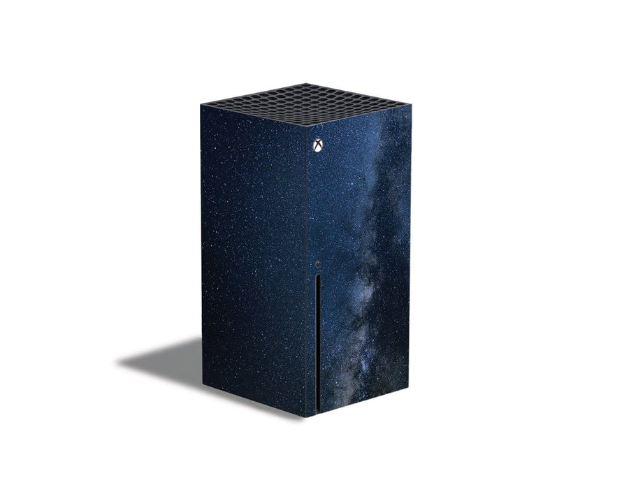 Sticky Bunny Shop Xbox Series X Milky Way Galaxy Xbox Series X Skin