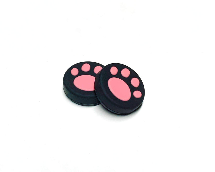 StickyBunny Thumbstick Grips Cute Bunny Paws For Nintendo Switch / Switch Lite
