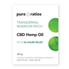 Transdermal Reservoir Patch - CBD
