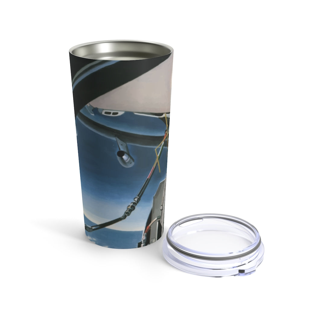 Grabbing a Drink  Artwork Tumbler 20oz