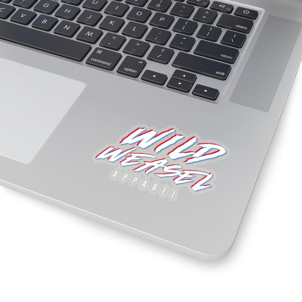 Wild Weasel Apparel Stickers