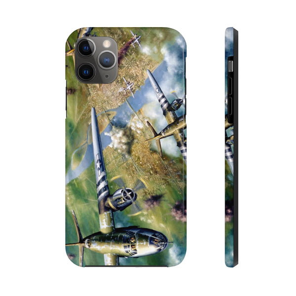 Allied Bombing Run Artwork Case Mate Tough Phone Case