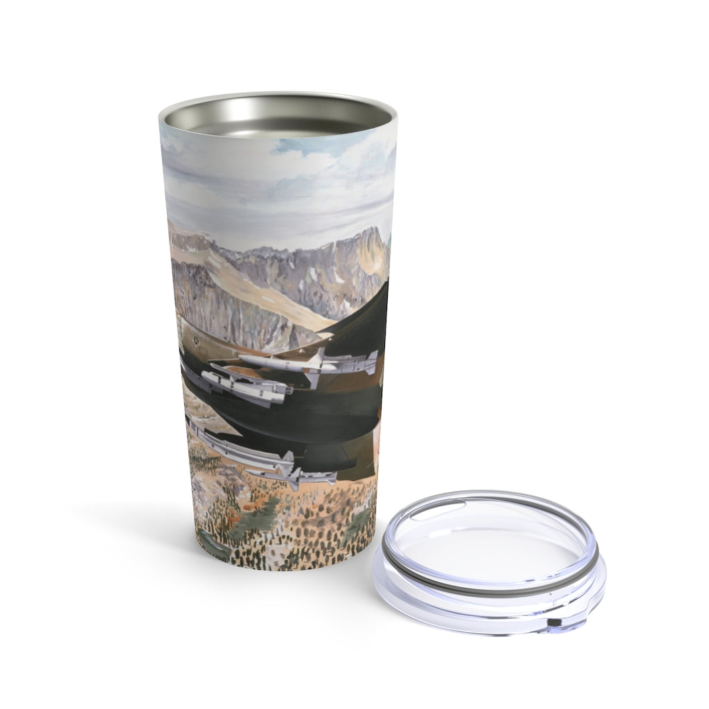 Phantom Artwork Tumbler 20oz