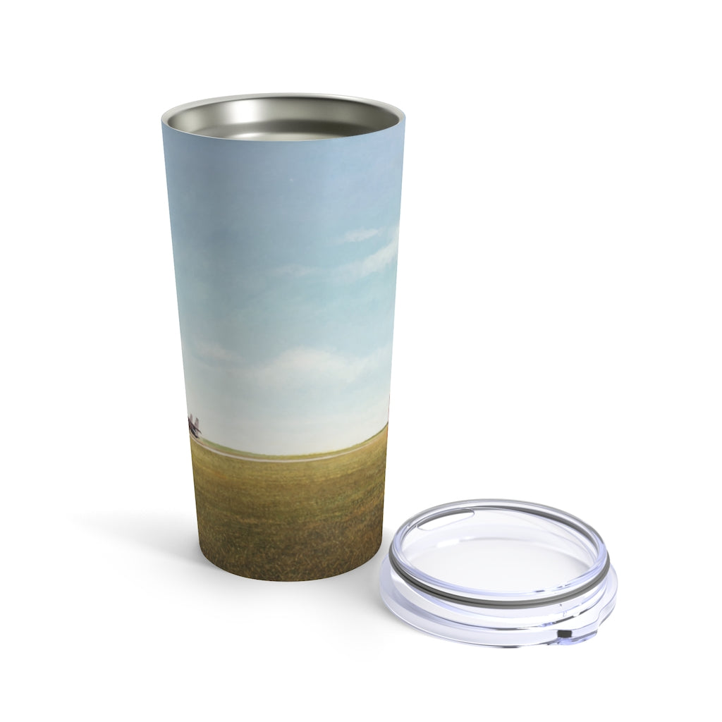 F-15 Touchdown Artwork Tumbler 20oz