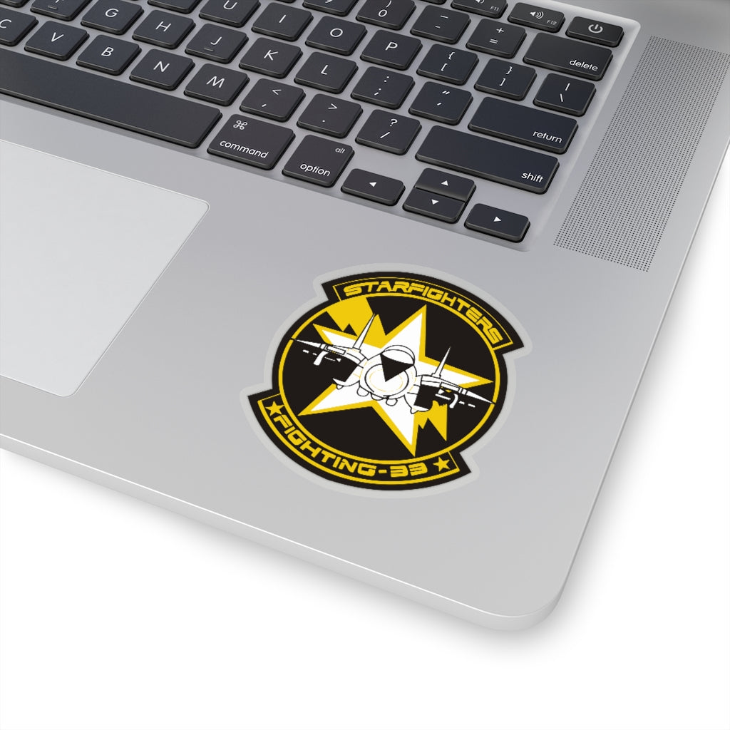 Starfighter Squadron Stickers