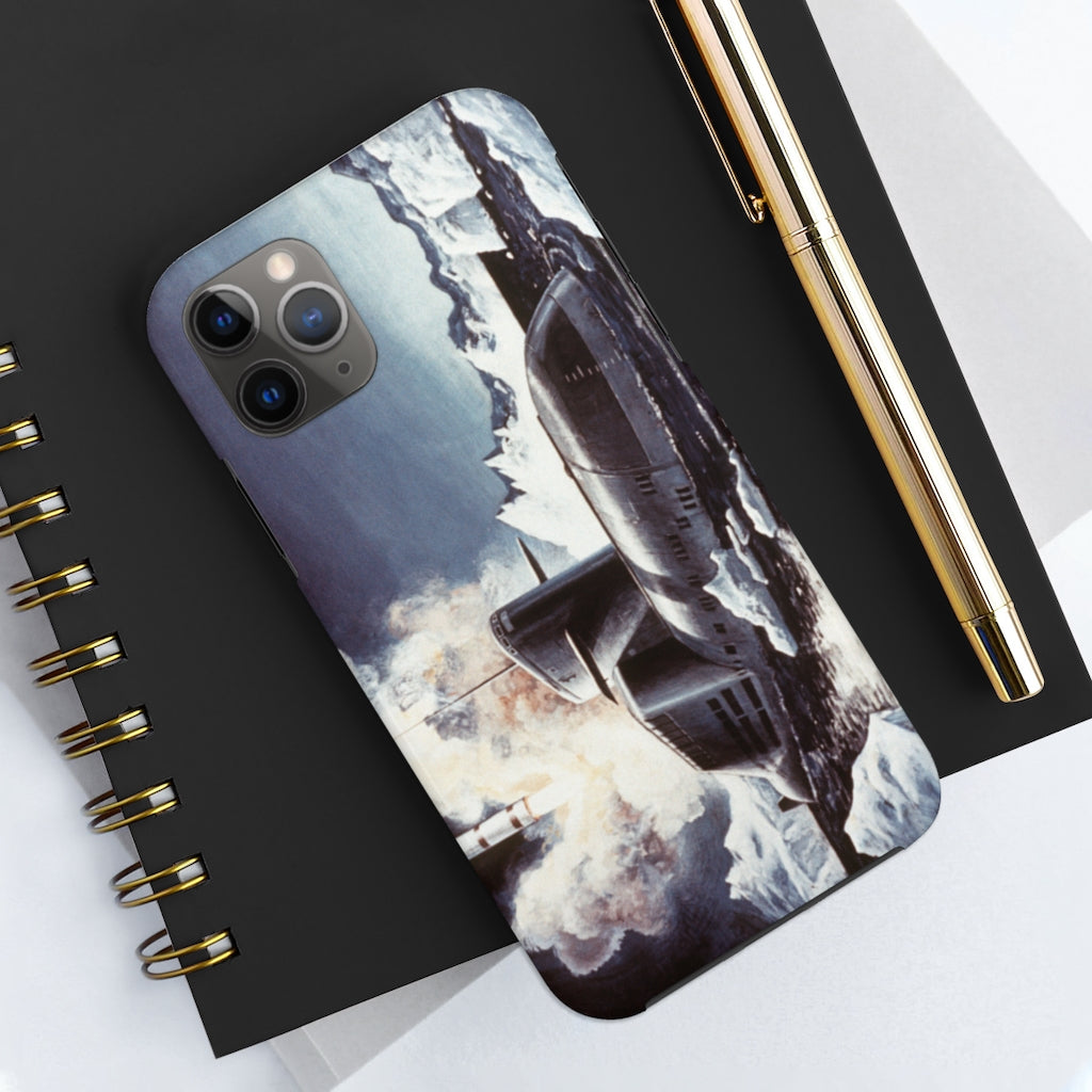 Cold Strike Artwork Case Mate Tough Phone Case
