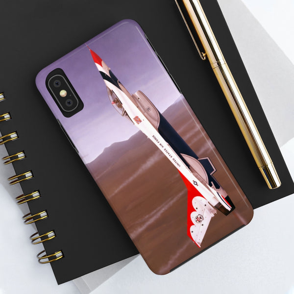 Thunderbirds Artwork Case Mate Tough Phone Case