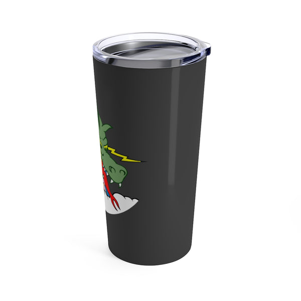 Electronic Warfare Dragon Tumbler 20oz