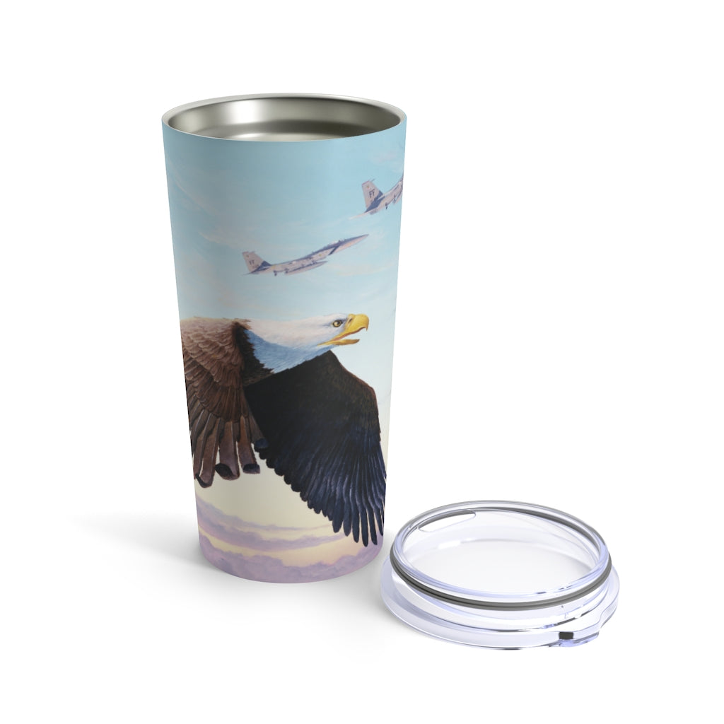 Eagle Flight Tumbler 20oz