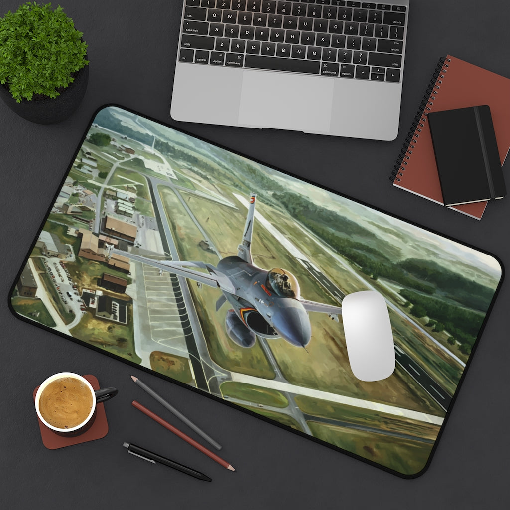 Viper Departure Artwork Desk Mat