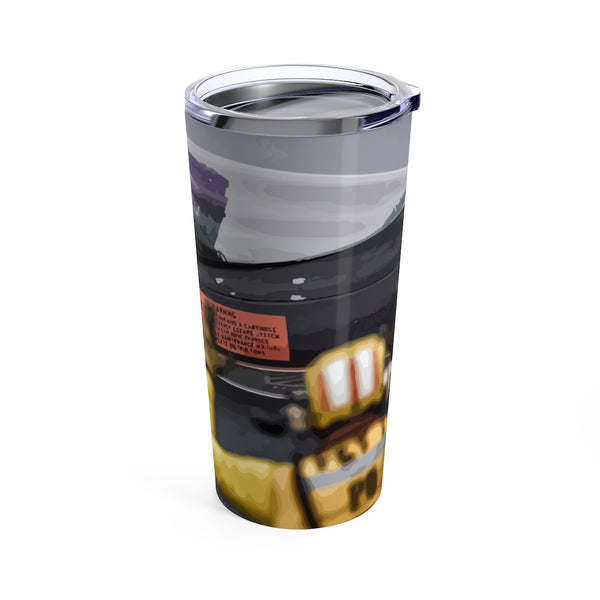 Launch Time! Tumbler 20oz
