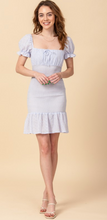 Load image into Gallery viewer, Feeling Flirty Smocked Dress