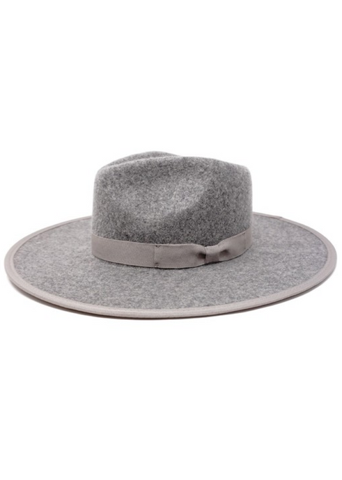 Shay Grey Fadora Hat