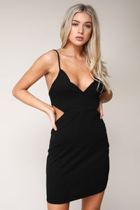 Girls Night out Strappy Dress