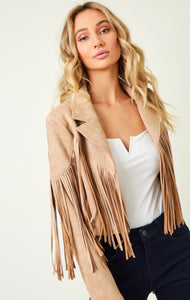 Hair Angel Fringe Jacket