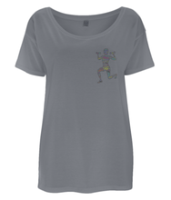 Load image into Gallery viewer, EP46 Women's Tencel Blend Oversized T-Shirt Fit LuXe