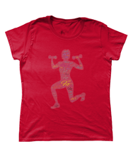 Load image into Gallery viewer, Anvil Ladies Basic T-Shirt Fit LuXe