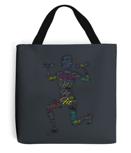 Load image into Gallery viewer, Tote Bag Fit LuXe