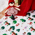 Little Red Riding Hood Cot Sheet