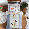 Jack & the Beanstalk Quilt Cover Set