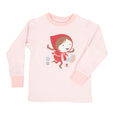 Story Book Little Red Long Sleeve Pyjama Top