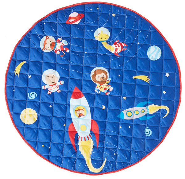 Space Animals Playmat