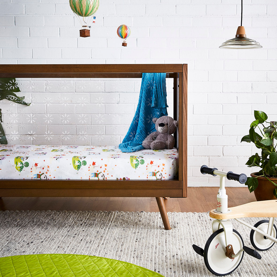 Smart Sheets - Seasons Cot Sheet