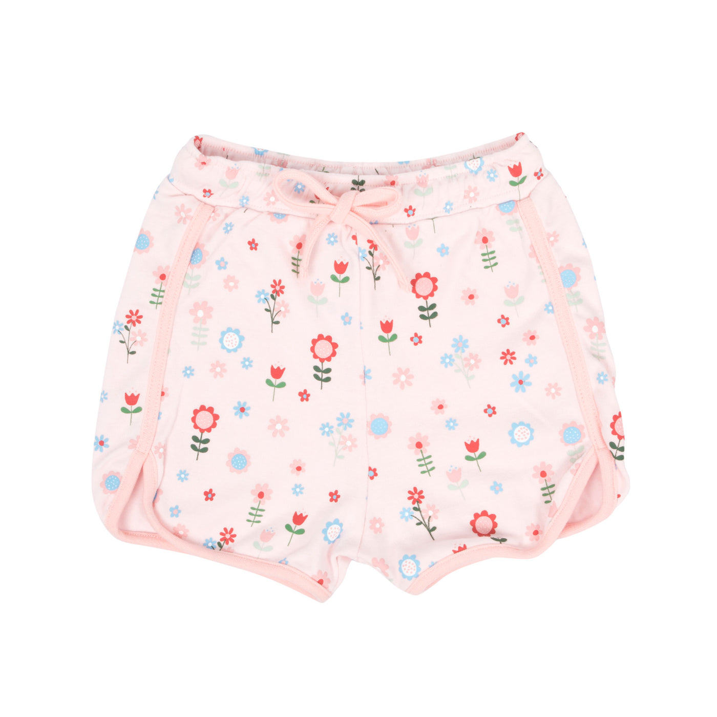 Story Book Flower Print Pyjama Shorts