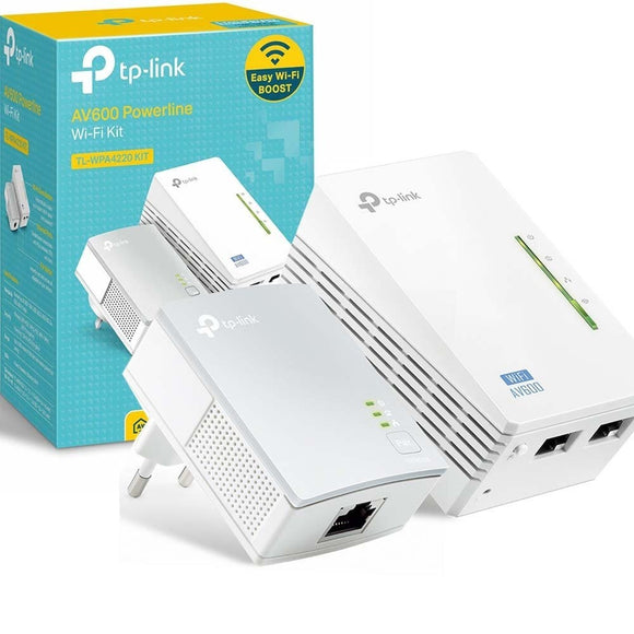 Adaptador Extensor De Señal Tp-link Wpa4220kit Wireless Kit