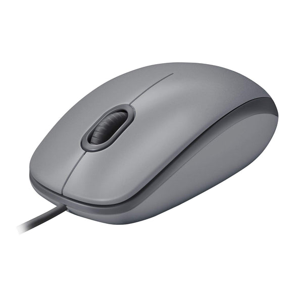 Mouse Optico Logitech M110 Silent Usb Pc Notebook Dbs