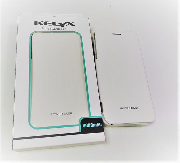 Funda Cargador Bateria iPhone 6 /7 Plus Power Bank 4000 Mah