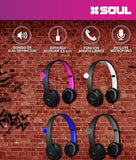 Auriculares Bluetooth Amw-7s Blanco O Negro Sports